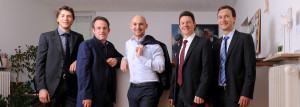 Partner und Mitarbeiter - Anwaltskanzlei Agethle-Buratti-Piccolruaz